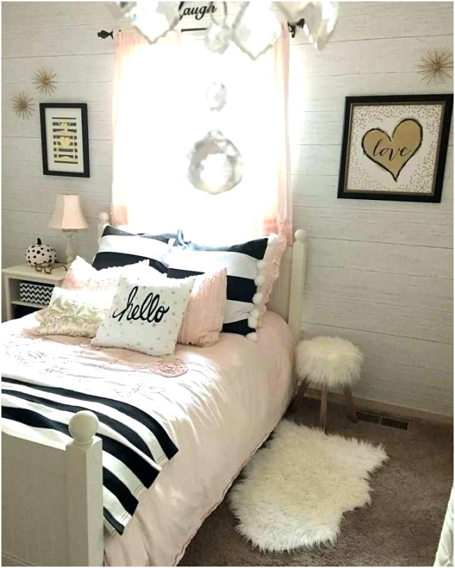 Cool Pink Black White Bedroom Decorating Ideas black and blush pink girls room decor black and white Ideas Pink Bedroom White Cool Decorating Black