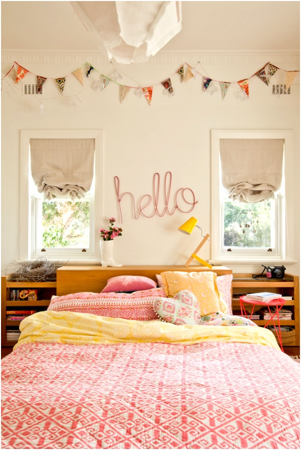 Innovative bedspreads for teens in Bedroom Eclectic with Girls Bedroom next to Bedroom Curtain Ideas alongside Teenage Girl Room Colors andTeenage Bedroom Ideas For Boys