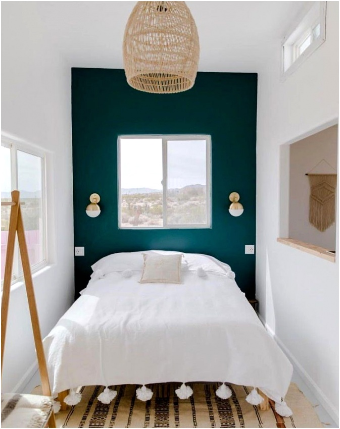 01 Teal Bedroom Ideas Bring Out the Accent