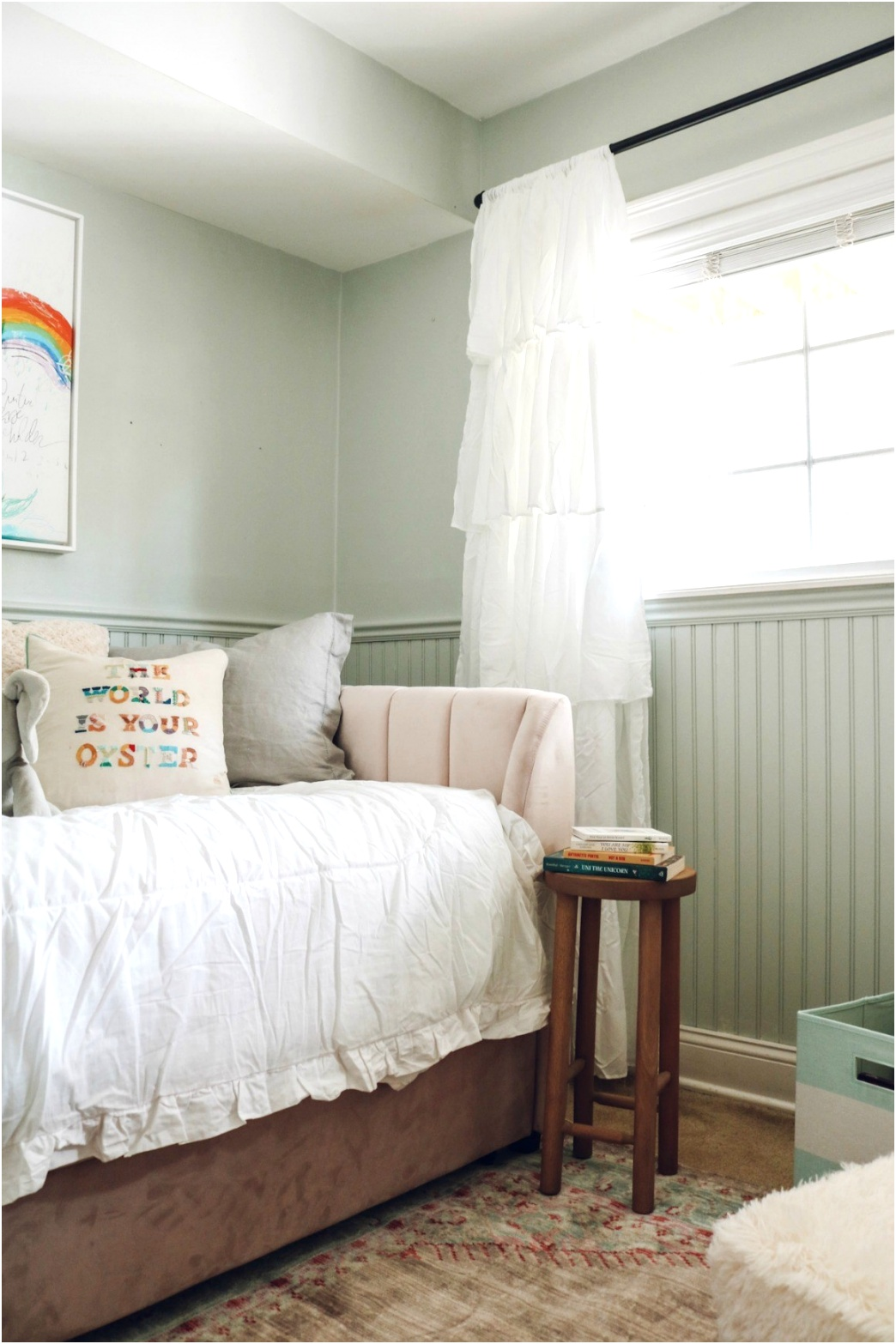 5 year to 16 year old girl bedroom makeover
