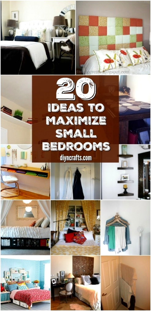 small bedroom projects p