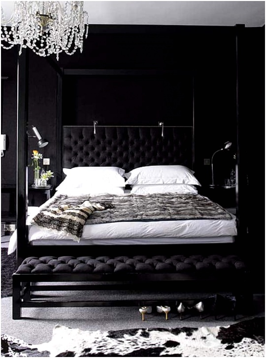 Black and White Bedroom Ideas 11 1 Kindesign