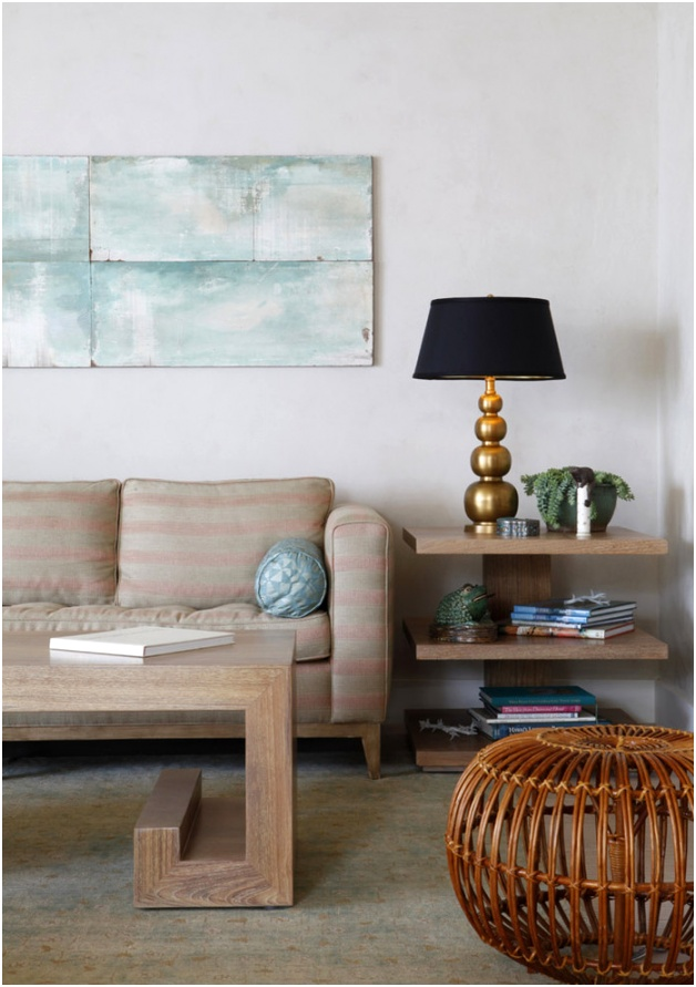 Magnificent replacement lamp shades in Living Room Tropical with Green And Brown Bedroom Ideas next to Wood Coffee Table alongside Floating Bedside Table andEnd Table