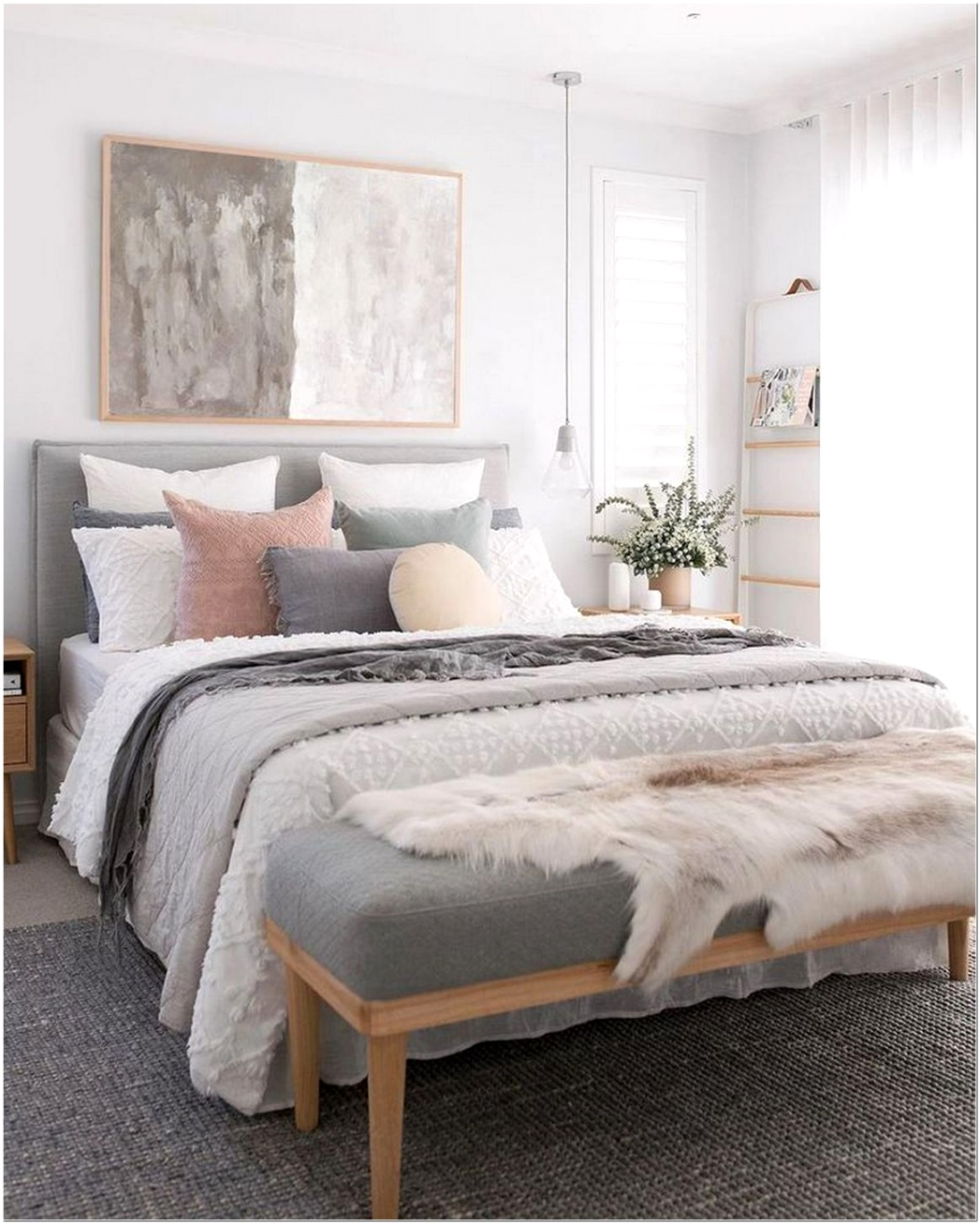 67 Great Ideas For Cozy Bedroom Decor 21