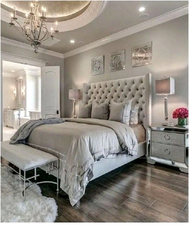 46 Master Bedroom Decorating Ideas for Your Luxury Bedroom 46