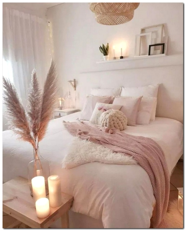 25 Pretty Pink Bedroom Ideas For Your Lovely Daughter 19