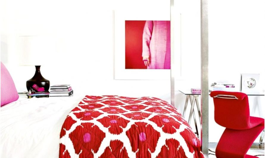 Red Bedroom Ideas