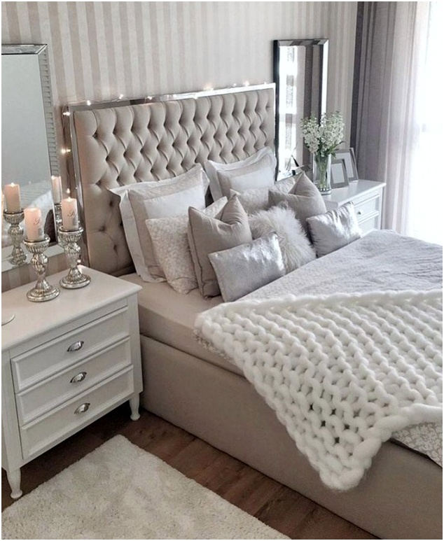 25 Outstanding Millennial small master bedroom ideas on a bud diy decor 12