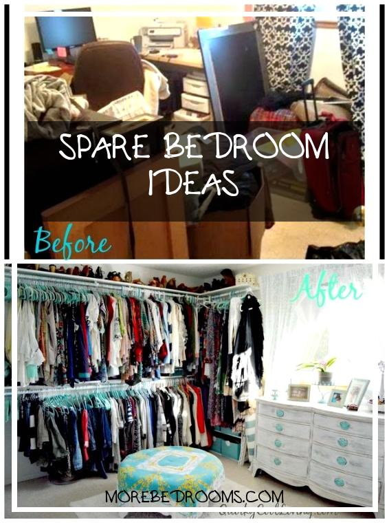 Spare Bedroom Ideas Ewkxsf Unique before and after Spare Room Turned Closet On A Bud566760dgzj