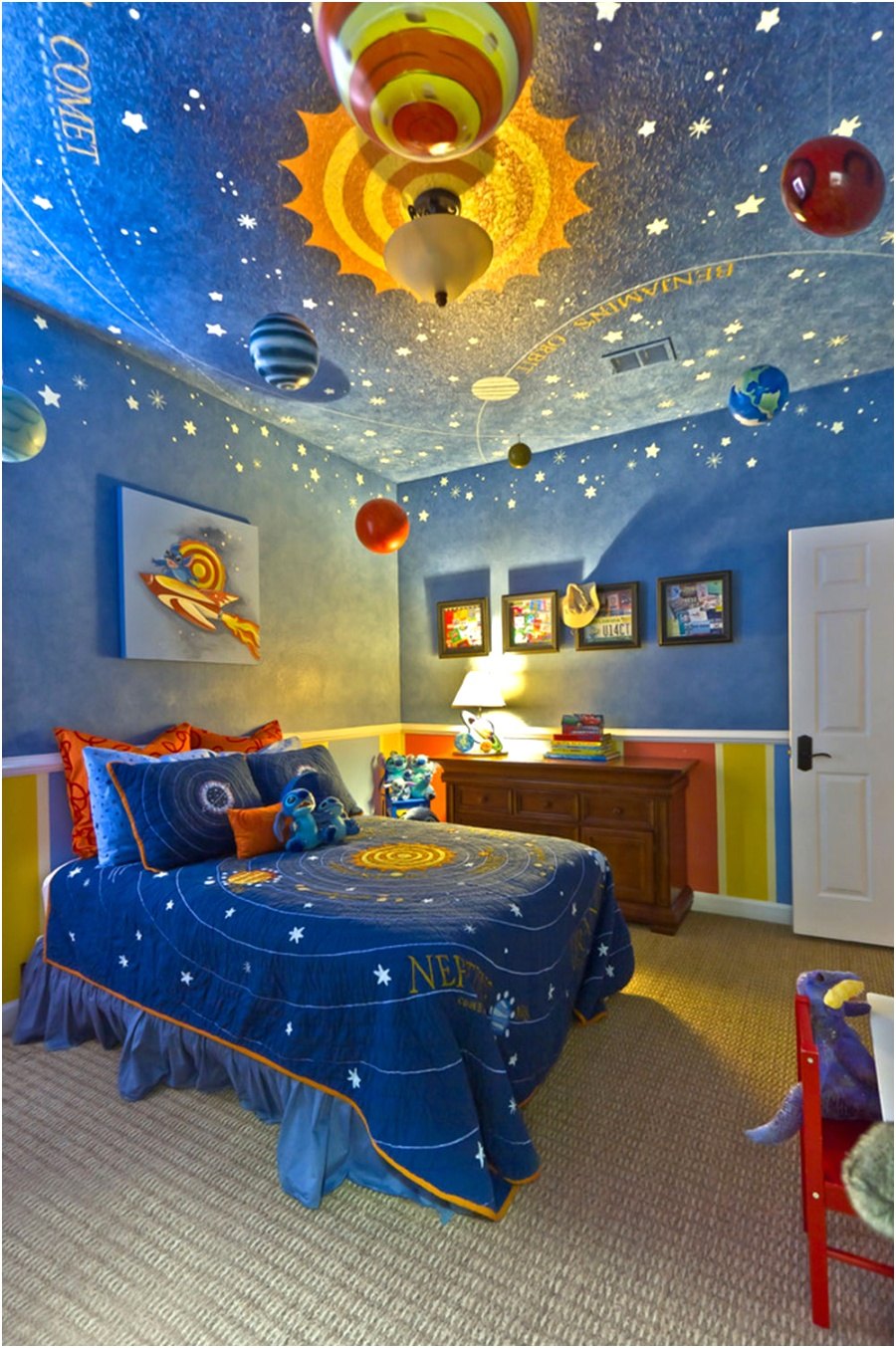 Child Bedroom by Space Coast Construction